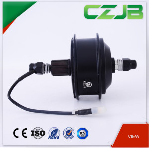 CZJB-92C2 24 volt  low power high torque electric bike dc hub motor