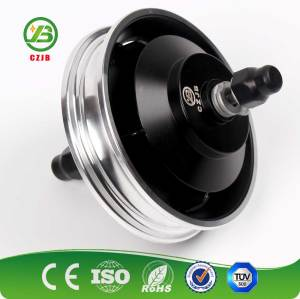 CZJB-92-10 10 inch geared electric scooter motor 36V 250W /48V 350W