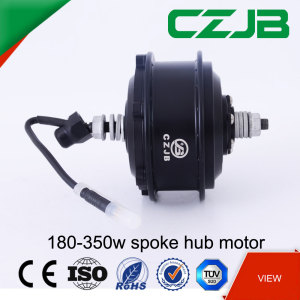 CZJB JB-92Q e-bike 36v 250w ebike electric wheel hub motor