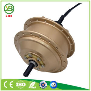 CZJB-92Q 36v 250w electric bike hub motor with disc brake