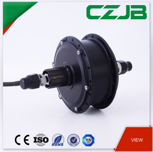 CZJB-92C2 36v 250w 350w Brushless Geared Electric Bicycle Cassette Hub Motor