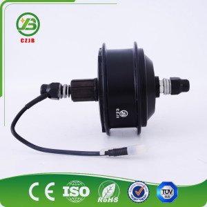 CZJB-92C2 dc Gear Hot Selling 250w 24v Magnetic Bicycle Electric Motor
