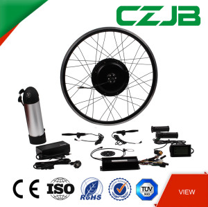 CZJB-205/35 48v 1000w electric bike conversion kit with battery