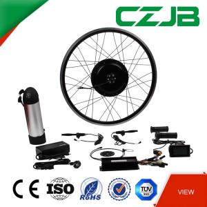 CZJB-205/35 48v 1000w electric bike conversion kit with battery