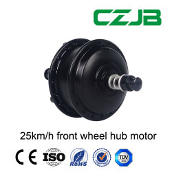 JB-75Q 36v 250w front wheel hub mini e bike motor with ce