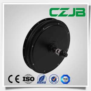 CZJB-205/35 48volt electric bike hub wheel dc motor 1000w