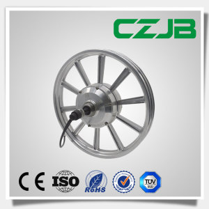 CZJB-92-16'' 150w 350w 16 inch brushless geared hub motor for electric bicycle