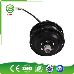 CZJB-92C Geared Brushless Electric Bike DC Motor For Sale