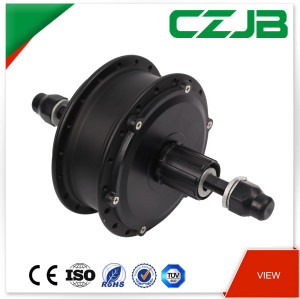 CZJB-92C2 Electric Bicycle Magnetic Electric Bike Motor With Cassette