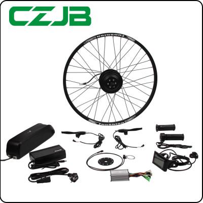 CZJB-104C 48v 500w e bike rear wheel motor conversion kit