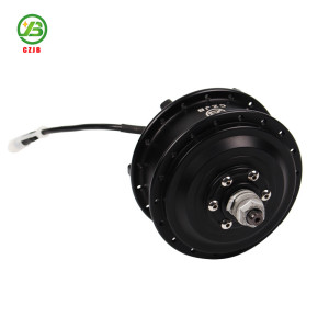 CZJB-92Q 250w 36v Front Brushless Geared E-bike Hub Motor