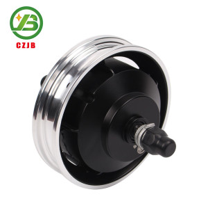 CZJB 10 inch 36v 250w Electric Scooter BLDC Motor