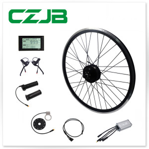 CZJB-92Q 36v 250w front wheel motor electric bicycle conversion kit