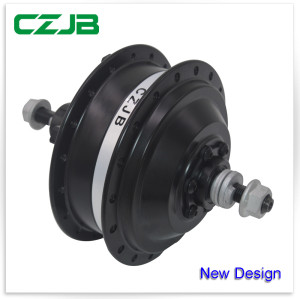 CZJB-90T2 36v 250w 350w Electric Bicycle Rear Hub Cassette Motor