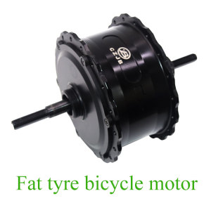 CZJB-104C2 48v 500w Fat Electric Bicycle Brushless Wheel Hub Motor