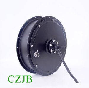 JB-205-55 3000w brushless electric bike hub motor