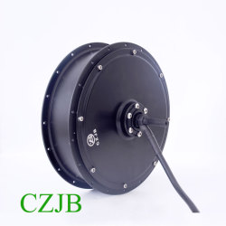 JB-205-55 3000w brushless electric bike hub motor
