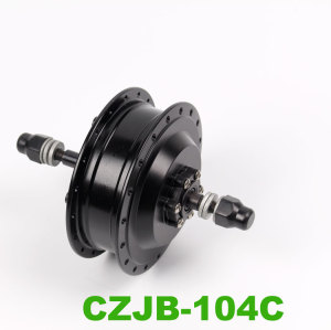 JB-104C High Torque Brushless Gear 500w 700c Electric Bike Wheel Hub Motor