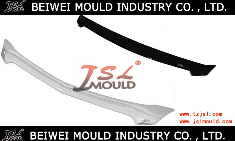 Car injection Hood guard profector mold