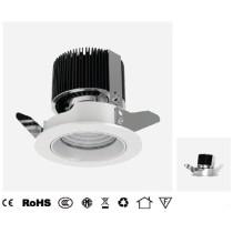 LED Ceiling Light, 6W, 100-240V, CRI>80 for commercial lighting