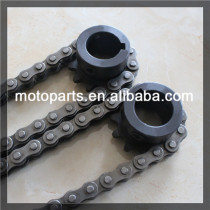 12T #35 chain sprocket pulling puller chain drive and chain