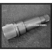 Axle/12 Spline and Stand Coupling Shaft, Axle shaft ,Axle shaft Apply to moto