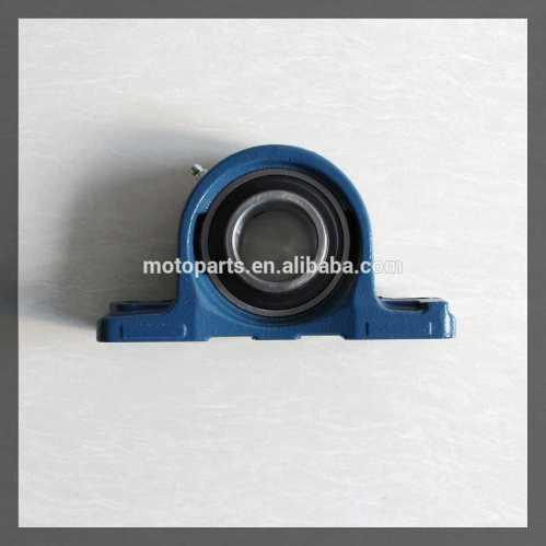 Pillow block bearings 208 inner hole 40mm tower crane for Electric motor sleeve bearings