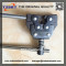 Roller chain detacher / chain breaker and riveting tool for trough #25 to #60