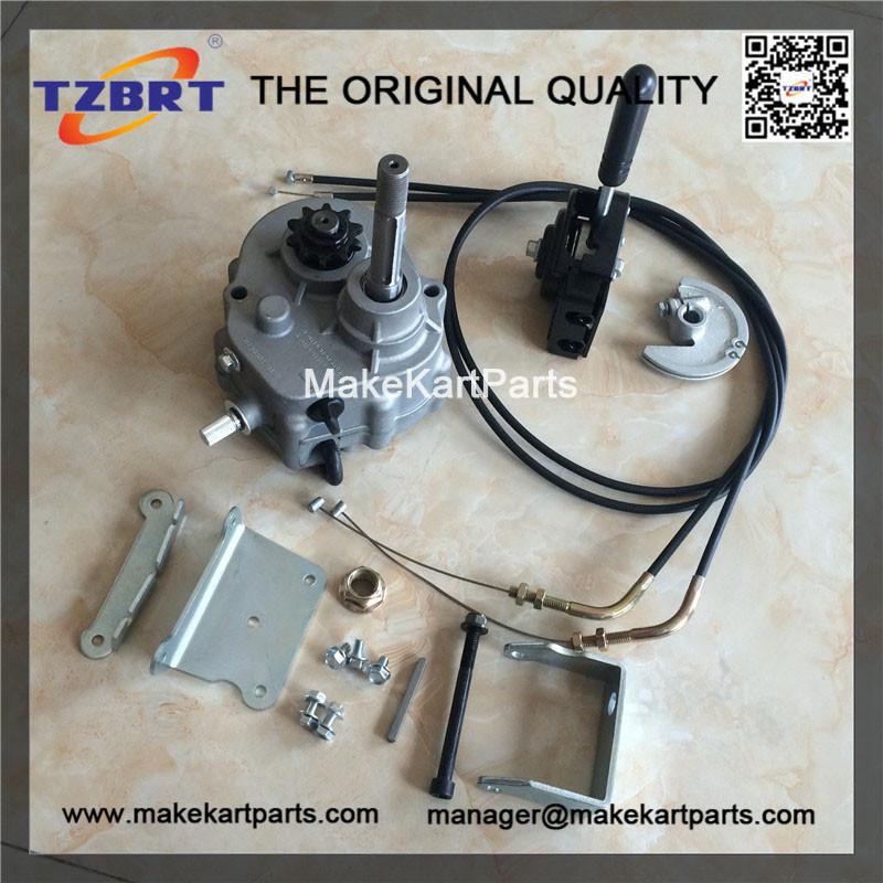 Go kart reverse gearbox | TZBRT/make kart parts