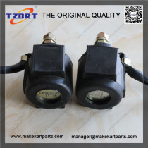 Professional affordable GY6 150cc starter relay
