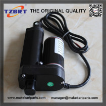 DC12V 50mm Linear Actuator Reciprocating Motor Go and back Speed variable