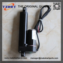 High speed electric linear actuator 12v DC motor 100mm stroke