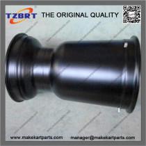 Go Kart Magnesium 130mm/210mm Black Wheel Rims For Sale