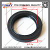 35x50x8mm Rubber Rotary Shaft Oil Seal Black