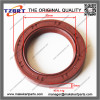 35x50x8mm Rubber Rotary Shaft Oil Seal Wine red