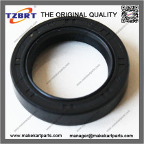 Select Size 35x50x10mm TC Double Lip Rubber Rotary Shaft Oil Seal with Spring