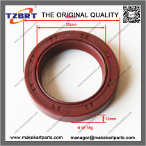 Select Size 35x50x10mm TC Double Lip Rubber Rotary Shaft Oil Seal