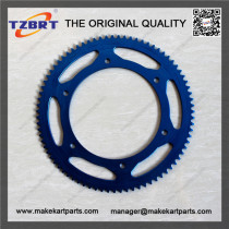 79 Tooth #219 Chain Sprocket - Mini Bike & Go Kart Racing Parts