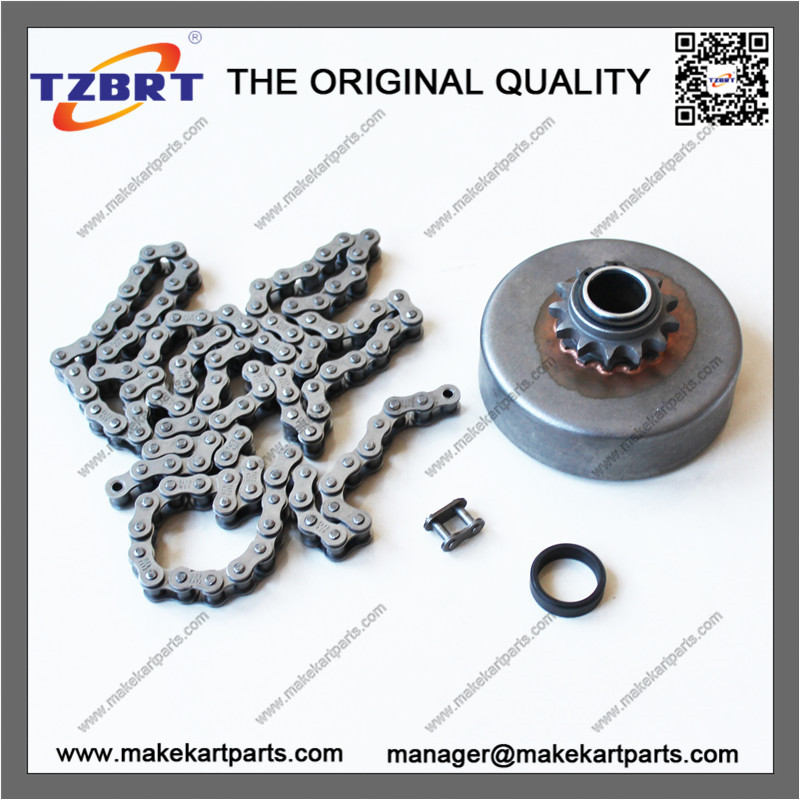"""25.4mm bore centrifugal clutch 428 chain 13 tooth fits 1/""""  shaft HEAVY DUTY 1600"""