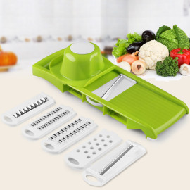 Lekoch Clover multifunction Mandoline slicer for kitchen