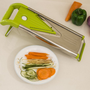 Lekoch Cobra Mandoline slicer  with blade storage box