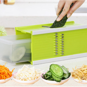 Lekoch Green Flip switch function Box Slicer