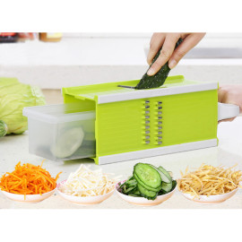 Lekoch Green Flip switch function Box Slicer