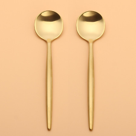 LEKOCH  Gold Teaspoon