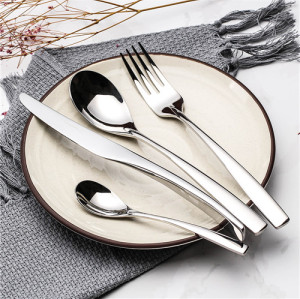 LEKOCH Cutlery   Silverware Set Restaurant Tableware Set LF4017