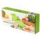 LEKOCH 3-in-1 verstellbarer Gemüseschneider mit Edelstahlklingen