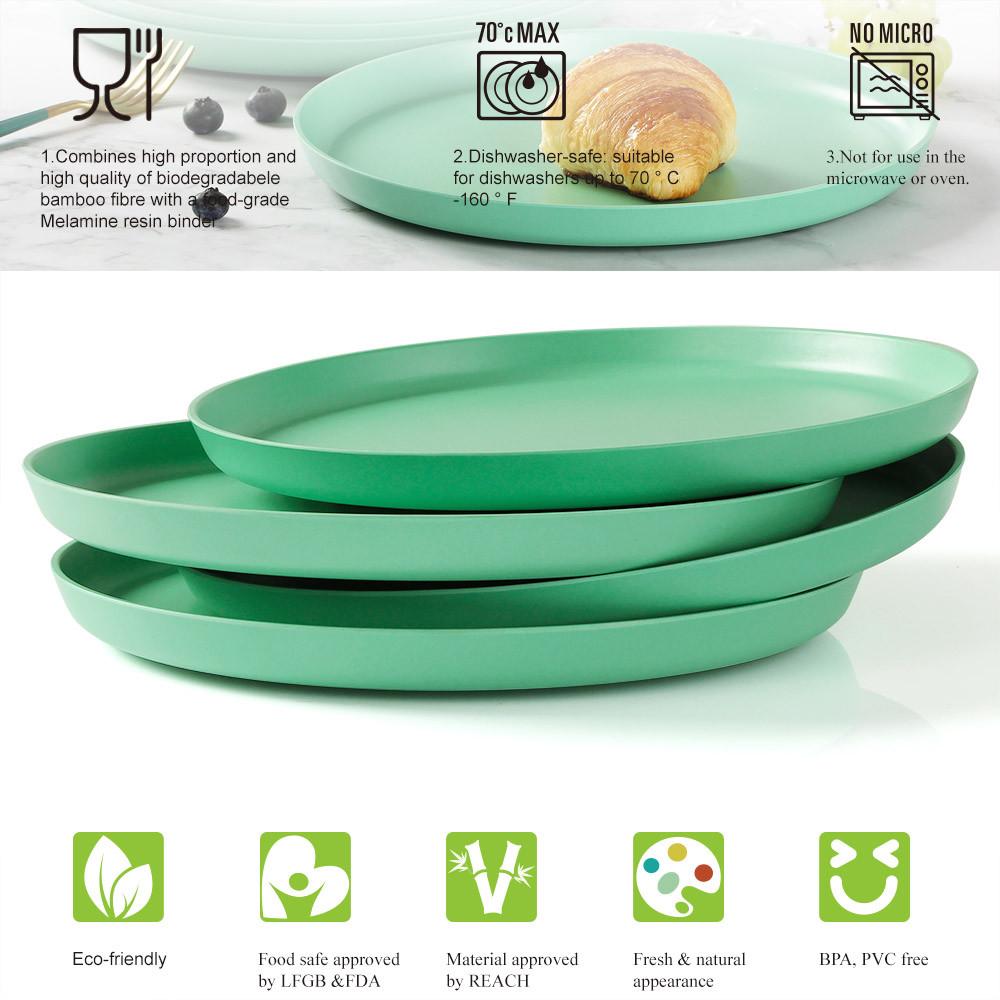 lekoch dinner plates