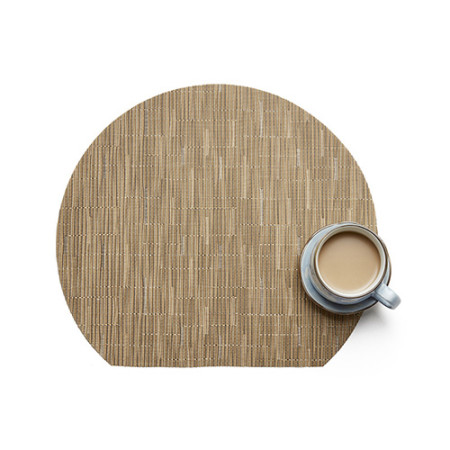 Lekoch 4Pcs Placemat Waterproof PVC Dining Table Mat Bowl Pads