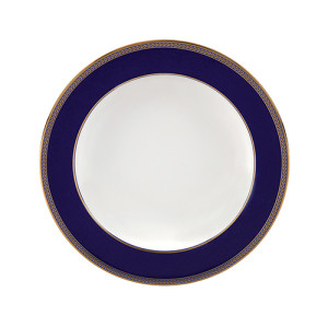 Lekoch  Bone China Renaissance Dinner Plate - 27cm