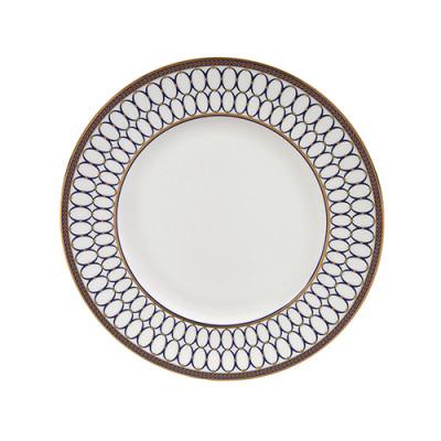 Lekoch  Bone China Renaissance Dessert Plate - 21cm